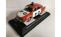 1:43 Tatra 603/3 Czech PO Police Foxtoys FOX006, редкая масштабная модель, 1/43