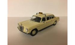 Mercedes W115 Taxi 1968
