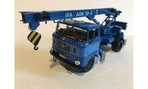 IFA W50 ADK-70 Кран, масштабная модель трактора, Atlas, 1:43, 1/43