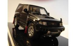 Mitsubishi Pajero EVO Black, 1:43