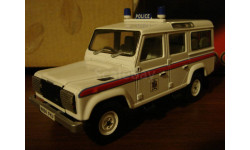 LAND ROVER 110 STATION WAGON THAMES VALLEY POLICE