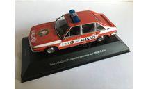 1:43 Tatra 613 Fire version Hasici Foxtoys FOX020, редкая масштабная модель, IST Models, scale43