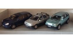BMW X5 + Porsche Cayenne + Lexus RX300