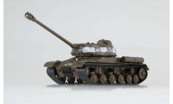 Танки - Легенды №06.  ИС-2 1:43, масштабные модели бронетехники, DeAgostini (военная серия), 1/43