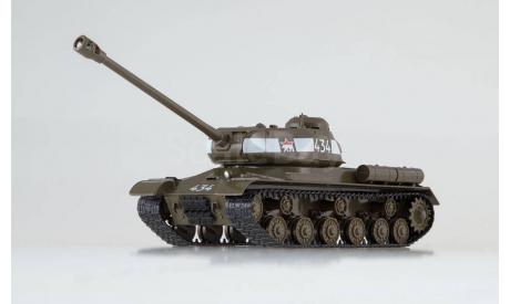 Танки - Легенды №06.  ИС-2 1:43, масштабные модели бронетехники, DeAgostini (военная серия), scale43
