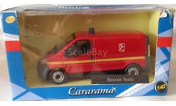 Renault Trafic Fire Unit