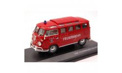 VW MICROBUS FEUERWEHR, 1:43