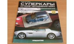 AUDI - Q7.  Кроссовер., масштабная модель, 1:43, 1/43, Суперкары. Лучшие автомобили мира, журнал от DeAgostini