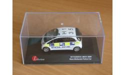 MITSUBISHI  i-MiEV - Полиция Великобритании.