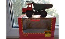Н0031 БЕЛАЗ-7522 самосвал, красный / зеленый, масштабная модель, 1:43, 1/43, Наш Автопром