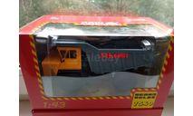 Н0041 БЕЛАЗ-7540 самосвал,желтый / серый, масштабная модель, 1:43, 1/43, Наш Автопром
