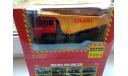 Н0062 БЕЛАЗ-7526 самосвал красный / желтый, масштабная модель, 1:43, 1/43, Наш Автопром