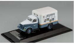 105171 Горьковский грузовик тип 51 фургон КИ-51 'Пластинки' 1953, L.e.