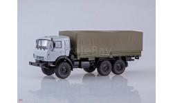 101654 КАМАЗ-53501 6x6 бортовой