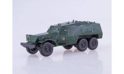 101791 Бронетранспортёр БТР-152К, зеленый