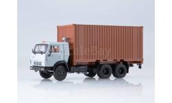 101999 КАМАЗ-53212 с 20-футовым контейнером