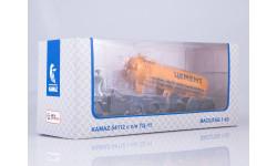 102101 КАМАЗ-54112 с полуприцепом-цементовозом ТЦ-11