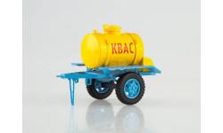102293 Прицеп-цистерна АЦПТ-0,9 для перевозки кваса