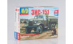 1024AVD Топливозаправщик ТЗ-151 (ЗиС-151)