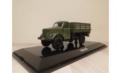 DipModels 106301 Горьковский автомобиль ГАЗ-63 бортовой