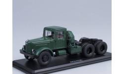 SSM1142 ЯАЗ-210Д седельный тягач, зеленый