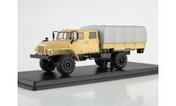 SSM1227 УРАЛ-43206-0551, масштабная модель, 1:43, 1/43, Start Scale Models (SSM)