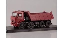 SSM1238 КАМАЗ-6540 8х4 самосвал (ранний)