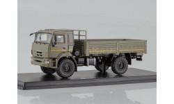 SSM1243 КАМАЗ-43502 Мустанг (хаки)