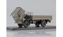 SSM1243 КАМАЗ-43502 Мустанг (хаки), масштабная модель, 1:43, 1/43, Start Scale Models (SSM)
