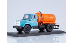 SSM1256 Вакуумная машина КО-520 (ЗиЛ-4333)