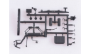 1259KIT Сборная модель ЗИЛ-ММЗ-4505 самосвал, сборная модель автомобиля, AVD Models, scale43
