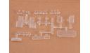 1268AVD Сборная модель АЦ-3-40 (КАМАЗ-43502), сборная модель автомобиля, 1:43, 1/43, Автомобиль в деталях (by SSM)