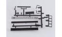1270AVD Сборная модель АЦ-5-40 (КАМАЗ-43118), сборная модель автомобиля, scale43, AVD Models