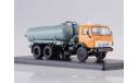 SSM1283 Вакуумная машина КО-505 на шасси КАМАЗ-53213, масштабная модель, 1:43, 1/43, Start Scale Models (SSM)