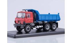 SSM1297 Tatra-815S1 самосвал (красный-синий)