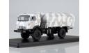 SSM1302 КАМАЗ-43502 Мустанг камуфляж Арктика, масштабная модель, 1:43, 1/43, Start Scale Models (SSM)