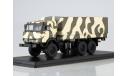 SSM1303 КАМАЗ-53501 Мустанг камуфляж Лесной, масштабная модель, 1:43, 1/43, Start Scale Models (SSM)