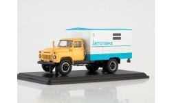 SSM1340 ГЗСА-3723 (ГАЗ-53А) Автолавка, масштабная модель, 1:43, 1/43, Start Scale Models (SSM)