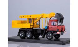 SSM1342 Экскаватор-планировщик UDS-114A (на шасси Tatra-815), масштабная модель, Start Scale Models (SSM), scale43