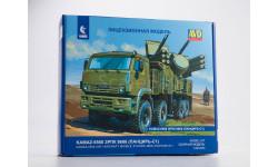 Сборная модель КАМАЗ-6560 ЗРПК 96К6 (Панцирь-С1) 1437AVD