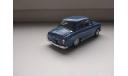 Syrena 104 Автолегенды СССР, масштабная модель, Автолегенды СССР журнал от DeAgostini, scale43