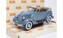 H159a Горький-11-40 открытый (серый), масштабная модель, scale43, Наш Автопром, ГАЗ