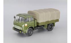 Н212 МАЗ-500В с тентом, масштабная модель, 1:43, 1/43, Наш Автопром