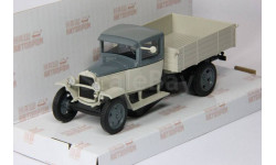 H253a ГАЗ-ММ (1946), серый двухцветный