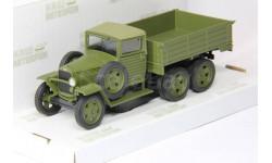 H282b ГАЗ-ААА (1943), зеленый