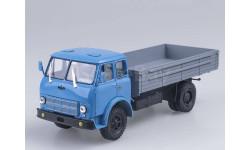 H284a МАЗ-500А бортовой, (голубой/серый)