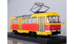 SSM4032 Трамвай Tatra-T3SU, масштабная модель, 1:43, 1/43, Start Scale Models (SSM)