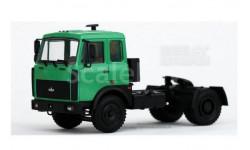 Н794 МАЗ 54321 седельный тягач (1988-1991), зеленый