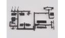 7039AVD МАЗ-6422 с полуприцепом МАЗ-9506-20, сборная модель автомобиля, 1:43, 1/43, Автомобиль в деталях (by SSM)