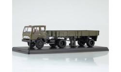 SSM7046 КАЗ-608В с полуприцепом ОДАЗ-885, масштабная модель, 1:43, 1/43, Start Scale Models (SSM)
